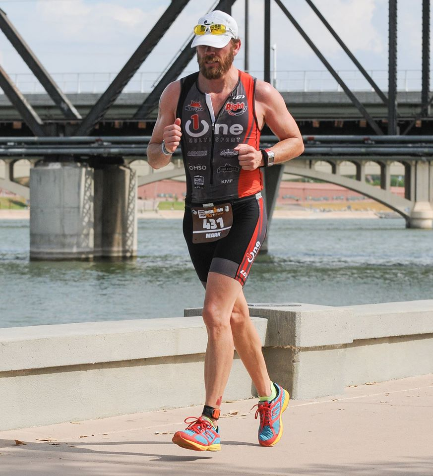 Mark Woods Ironman Arizona 70.3 2015